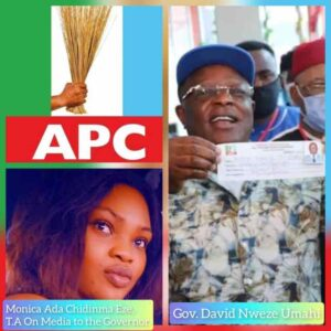 Gov. Umahi's Defection: Fani-Kayode Claims is Self-asserting, Frivolous, and Inconsequential – Monica