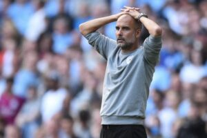 Guardiola 'guilty' after Man City frustrated in Southampton draw