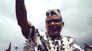 In Kenya, Nnamdi Kanu's Abductors Forced Him to Urinate and 'Shit' Where He Was Chained -court papers reveal