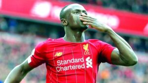 Mane reaches 100th goal mark as Liverpool beat Palace