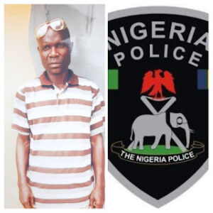 POLICE OFFICERS SAVE MAN FROM COMMITTING SUICIDE IN LAGOS