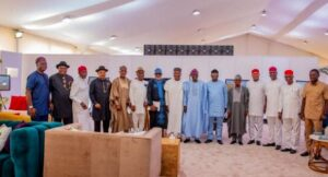 Southern governors insist on VAT collection, 2023 presidency