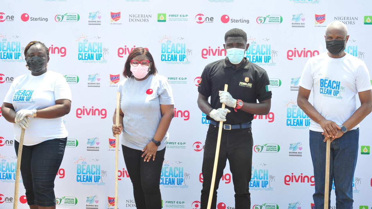 World Cleanup Day: Sterling One Foundation Partners First Exploration & Petroleum Development Company to Adopt 2 Beaches